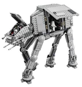 Der AT AT von LEGO