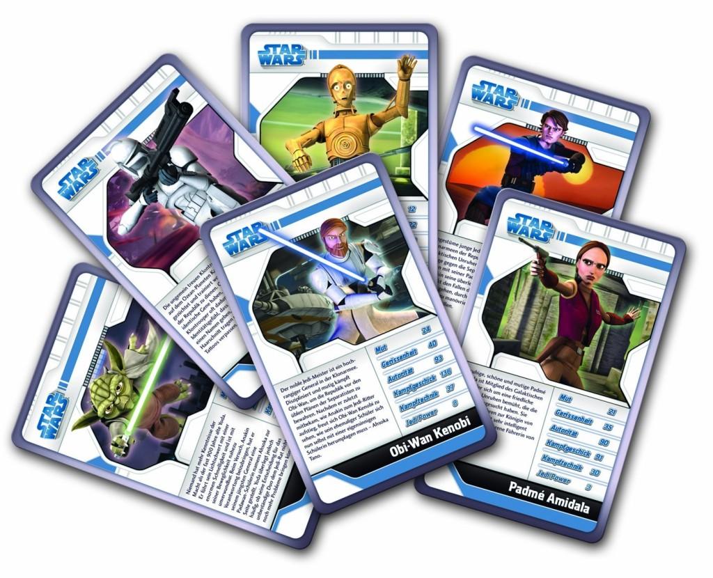 Clone Wars Kartenspiel