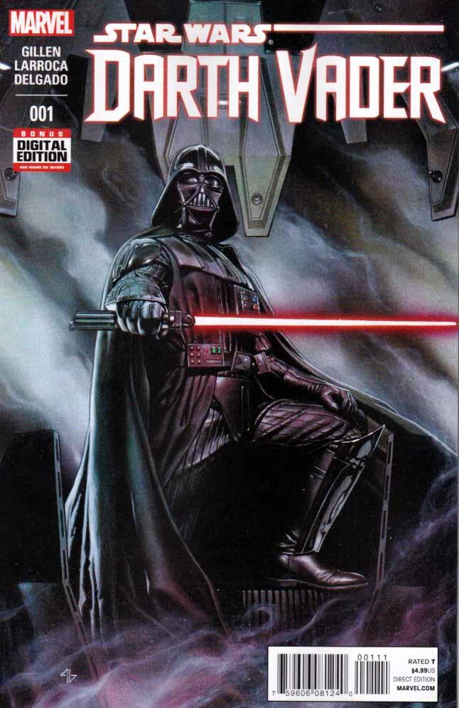 Darth Vader Comic #1