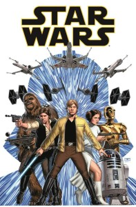 Star Wars Comic #1