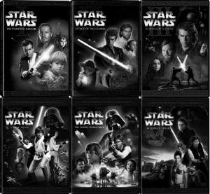 Alle Star Wars Filme in der richtigen Reihenfolge