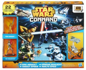 Star Wars Command Set