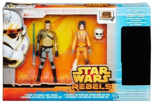Rebels Action Figuren