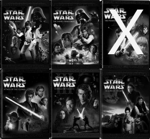 Die seltsame Star Wars Machete Order