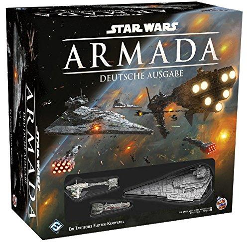 Star Wars Armada Grundset: Die Box für Einsteiger im Test