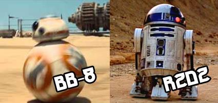 r2 und bb Seite an Seite