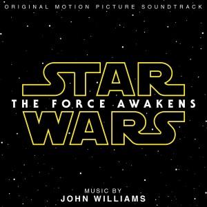 Ohne Spoiler: Die Vorderseite des Star Wars 7 Soundtracks
